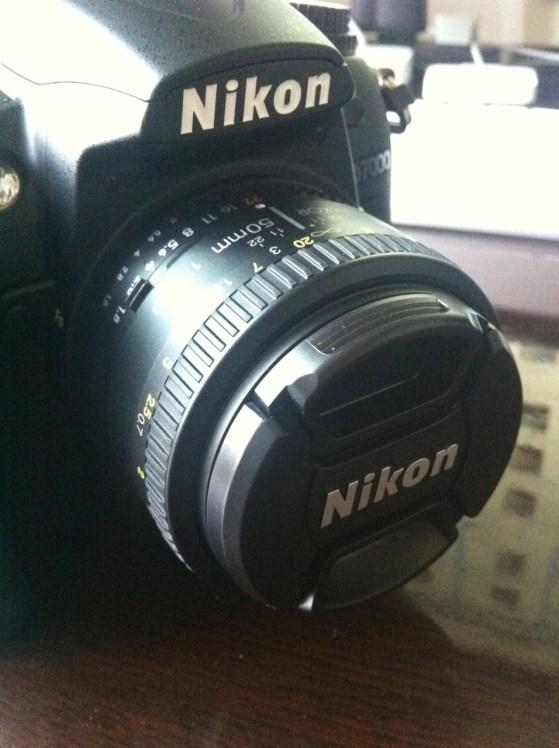 """やあやあやあ! デジタル一眼レフカメラ """"Nikon D7000"""" がやってきた!"""