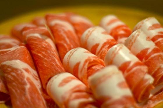 六本木 豚組しゃぶ庵 — 今回は単品メニューで注文してみた!しょうが焼きがバカうまだった!!