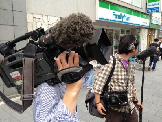 本日18:10からNHK総合テレビ「首都圏ネットワーク」に出演します!(関東ローカル)