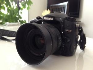 Nikon D7000用 35mm 単焦点レンズ AF-S DX Nikkor 35mm f/1.8G を購入!かなり良い!!