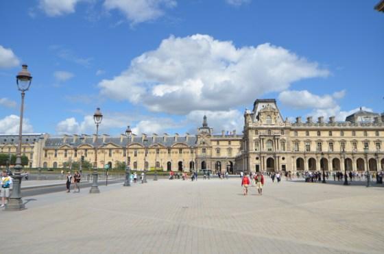 ルーブル美術館 〜 パリを代表する美術館はとにかく広かった!! [2012年夏 ヨーロッパ旅行記 その25]