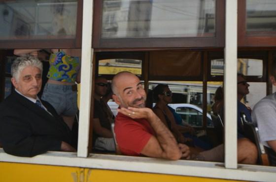 リスボン名物ケーブルカーと旧市街散策 [2012年夏 ヨーロッパ旅行記 その39]