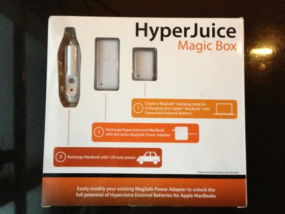 HyperJuice Magic Boxが断線! 出張中に充電できない大ピンチ!急遽もう1個購入!!
