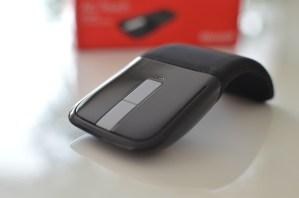 平らな「板」になっちゃうマウス!!マイクロソフト Arc Touch Mouse購入!
