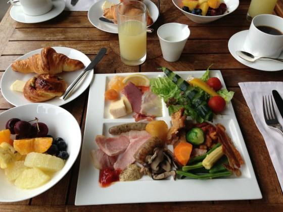 パレスホテル東京 Grand Kitchen の朝食ブッフェが素晴らし過ぎた!!