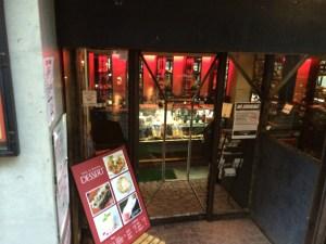麻布十番 カフェ・ラ・ボエム — パティオ十番を彩る老舗ダイナーは健在♪