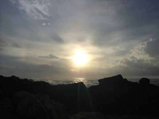 室戸岬旅ラン 岬最突端まで4kmラン そして7月は182km走りました! [2014福岡・高知旅行記 その7]