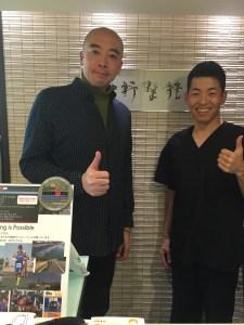 1時間の治療で足底筋膜炎が劇的に改善! 仲野整軆(整体)東京青山恐るべし!!  [東京マラソンまで32日・ランニング日誌]