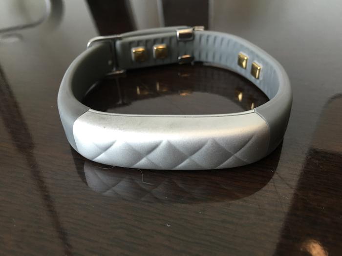 Jawbone UP3 購入から7ヶ月で 3回目の故障 → 交換へ