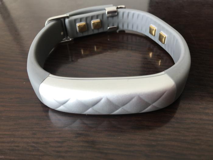 Jawbone UP3 交換品が到着!7ヶ月で4個目だ!今度こそ頼むぜ!!
