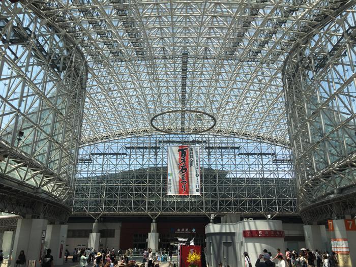 富山から金沢へ!金沢でこころ講座を開催!!懇親会もサプライズの打ち上げも楽しい一日でした!! [2016年6月 北陸旅行記 3]