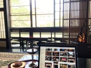 Cafe & Bar 彩賀(さいか)〜 金沢・主計町茶屋街の昼はカフェ 夜はバーなお店の風情が最高すぎた!! [2016年6月 北陸旅行記 その27]