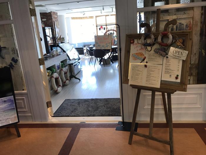 イル ティモーレ 〜 葉山マリーナ内に新規オープンした海沿いイタリアンでカフェタイム!! [葉山グルメ]