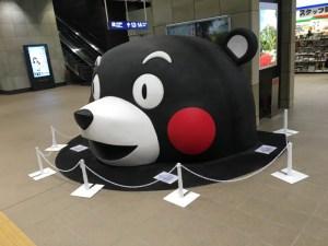 熊本から博多まで九州新幹線初体験! シートが広くてゆったりしてて驚いた!! [2016年7月 福岡・熊本旅行記 その23]