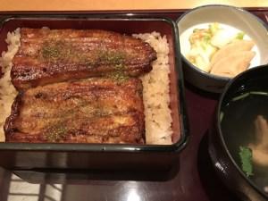 赤坂ふきぬき 〜 TBS近くのうなぎ屋さんのランチ鰻重がCP良く美味かった!! [赤坂グルメ]