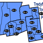 Tredyffrin Precinct Boundaries