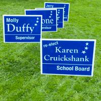 2011 Yard Signs
