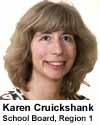 Karen Cruickshank photolink