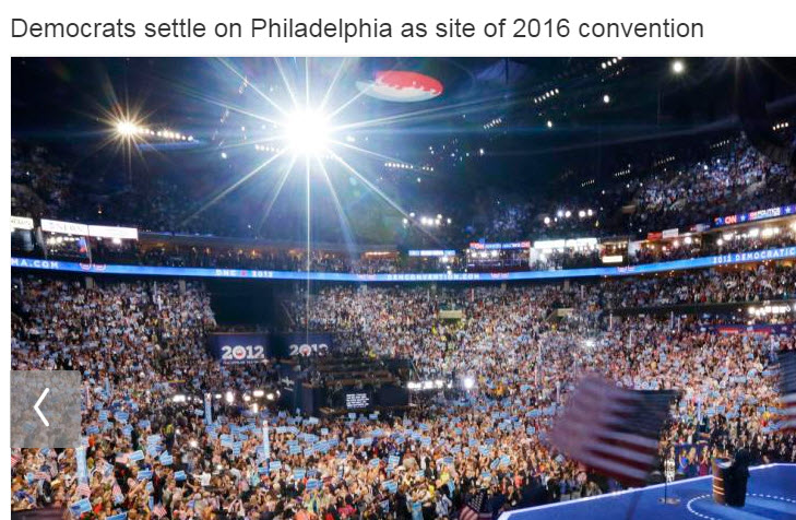 convention in philly