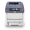 Impressora OKI C711, mais uma impressora alugada pela TTG através do modelo de outsourcing e locação