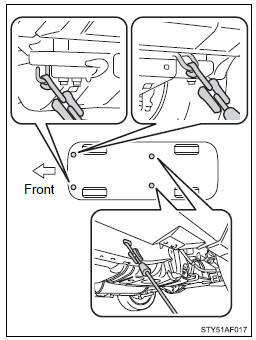 Toyota Tacoma Owners Manual: If your vehicle needs to be