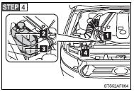 Toyota Tacoma Owners Manual: If your vehicle overheats