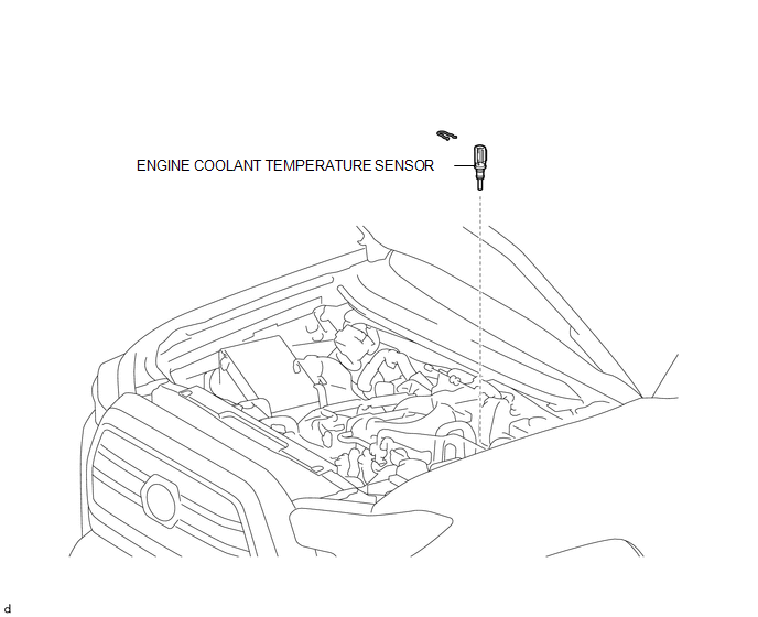 Toyota Tacoma 2015-2018 Service Manual: Engine Coolant