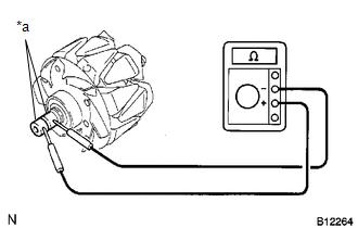Toyota Tacoma 2015-2018 Service Manual: Inspection