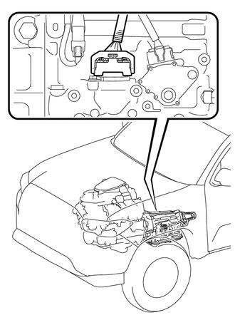 Toyota Tacoma 2015-2018 Service Manual: Manual Shifting