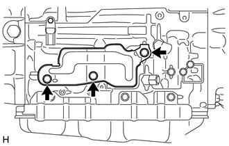 Toyota Tacoma 2015-2018 Service Manual: Removal