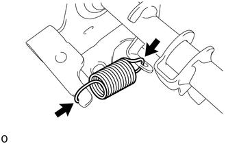 Toyota Tacoma 2015-2018 Service Manual: Parking Brake