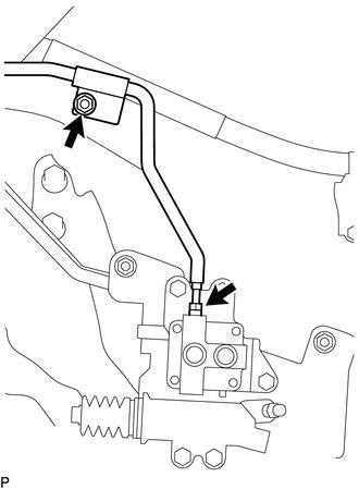 Toyota Tacoma 2015-2018 Service Manual: Clutch Accumulator