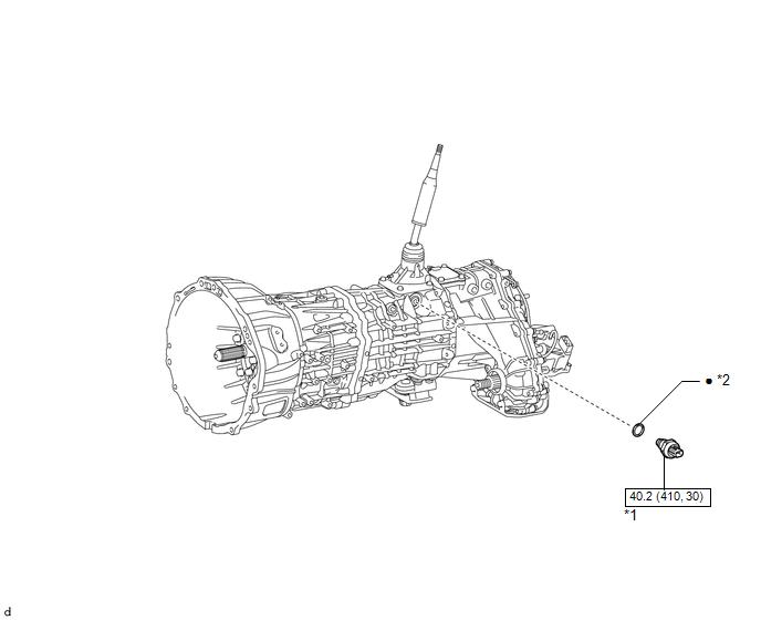 Toyota Tacoma 2015-2018 Service Manual: Neutral Position