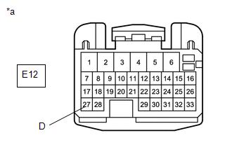 Toyota Tacoma 2015-2018 Service Manual: Clutch Switch