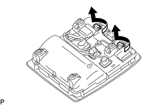 Toyota Tacoma 2015-2018 Service Manual: Personal Light