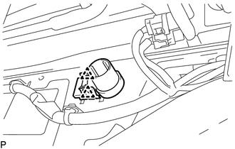 Toyota Tacoma 2015-2018 Service Manual: Trailer Socket