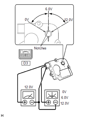 Toyota Tacoma 2015-2018 Service Manual: Air Outlet Control