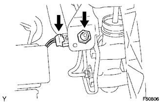 Toyota Tacoma 2015-2018 Service Manual: Clutch Pedal