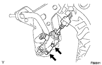 Toyota Tacoma 2015-2018 Service Manual: Clutch Master