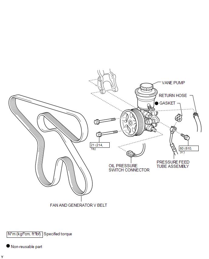 Toyota 2tr Fan Belt Diagram