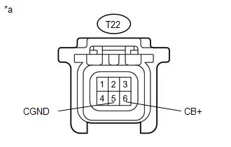 Toyota Tacoma 2015-2018 Service Manual: Open or Short