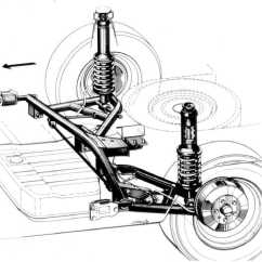 Vw Beetle Rear Suspension Diagram 2003 Honda Civic Si Radio Wiring 1969 Schematic The K70 Off Road K 70