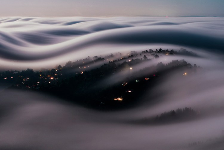 Fog Fingers © Lorenzo Montezemolo