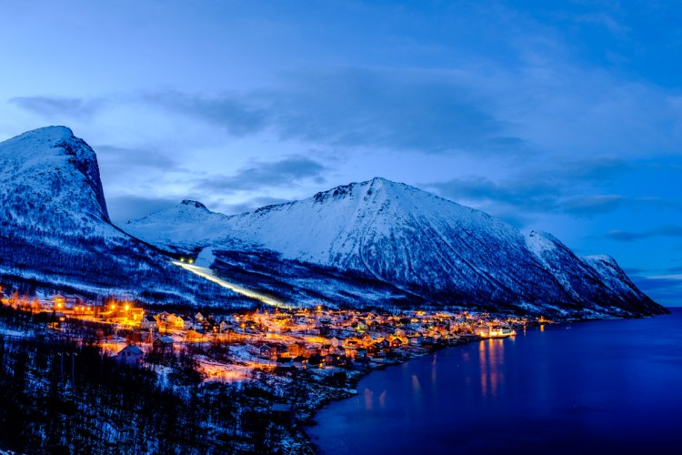 Fjordgard, Senja, Norway