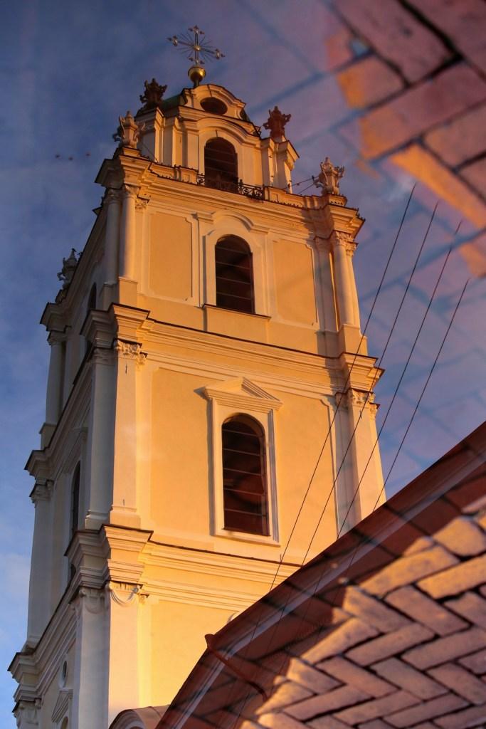 Sv. Jonu varpine - St. John's bell tower
