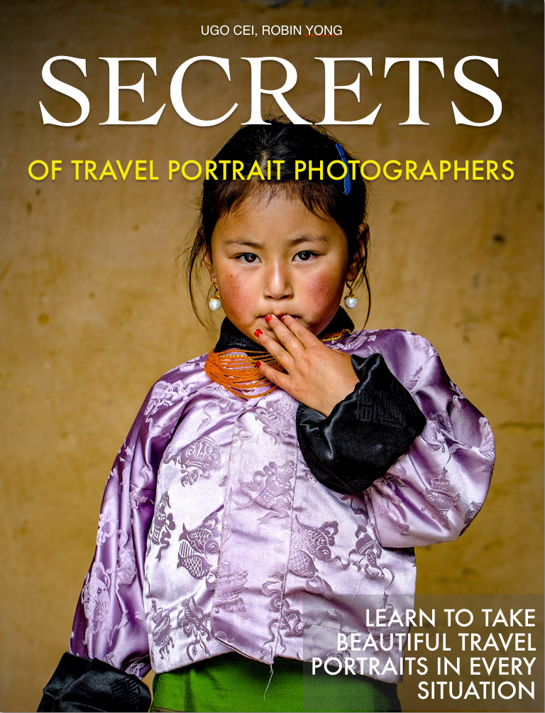 Secrets of Travel Portrait Photographers