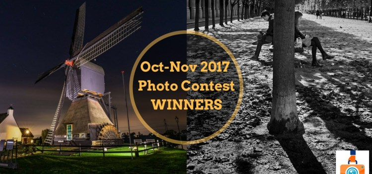 TTIM 108 – Winners of the October-November 2017 Photo Contest