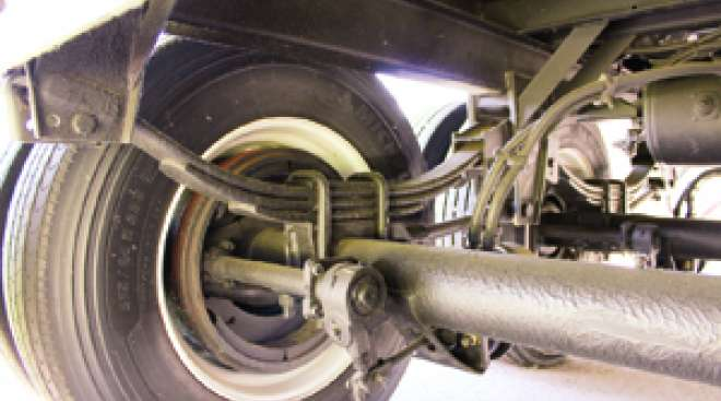 Leaf Spring Vs Air Ride: Opinions Differ on Suspensions