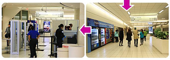 【華航安大略首航 (2)】安大略機場安檢通關快 入境美國超順暢 | 旅報