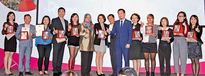 檳城旅遊局發表「檳城好正」 頒發9家績優業者 | 旅報